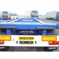 Полуприцеп контейнеровоз Wielton NS 3 P20