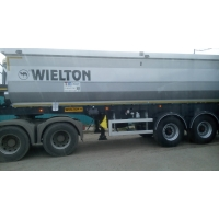 Самосвальный полуприцеп Wielton NW 3 S 30 HP